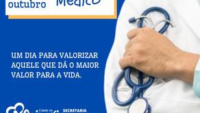 18 de outubro, Dia do Médico