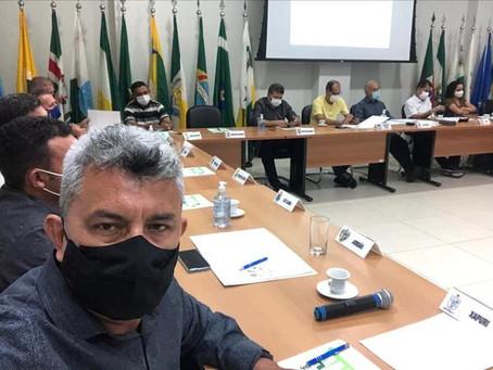 Prefeito participa da 1ª assembleia extraordinária da Amac