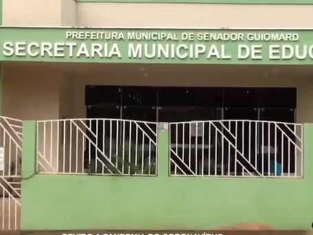 Educação especial é prioridade na gestão municipal de Senador Guiomard