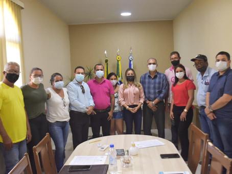Prefeitura de Brasiléia firma parceria com INCRA