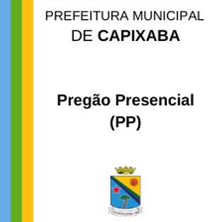 PP SRP 003/2021 - Fornecimento de gás liquefeito e água mineral natural sem gás