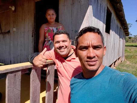 Vereadores percorrem Reserva Extrativista Chico Mendes para garantir acesso aos extrativistas