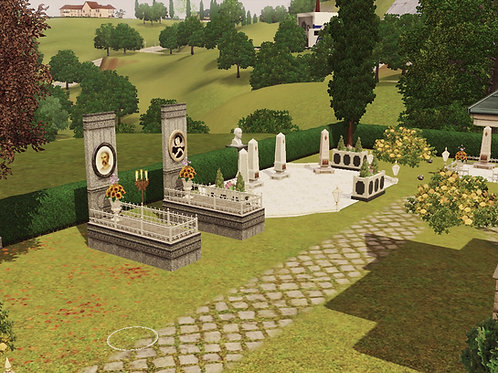 Pequenas obras em Cemitério (Autorização para colocação de lápide, inscrição e e