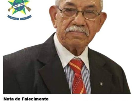 LUTO: Prefeitura decreta luto oficial pelo falecimento do ex-prefeito Edimilson Mendes de Araújo