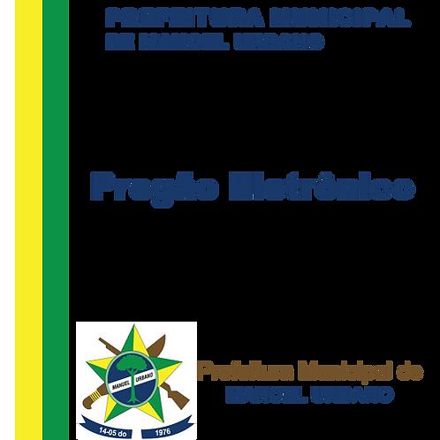 PE N° 001/2020 - Maquinas e Equipamentos Agrícolas/Convênio Mapa Nº 8900842019