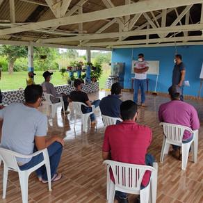 Prefeitura e Senar realizam curso de tratorista