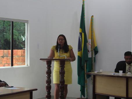 Cláudia Lima cobra atenção da Prefeitura com as agro-vilas