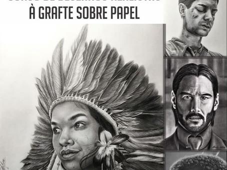 Prefeitura de Xapuri oferecerá Curso online de Desenhos realistas à Grafite sobre papel