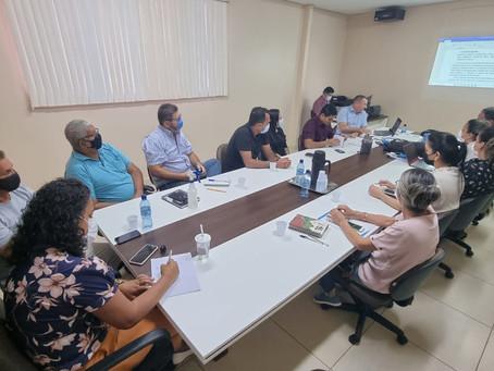 Terceira reunião de Secretários para o Plano Plurianual- PPA