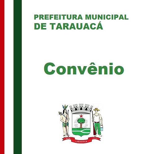Convênio - Banco do Brasil e Prefeitura de Tarauacá