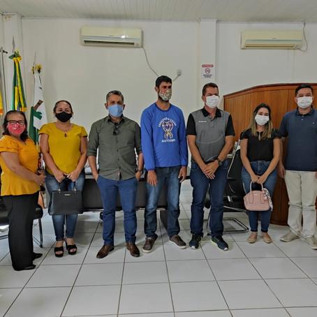 Prefeito viabiliza implantação de Centro de Tratamento para Autista em Feijó