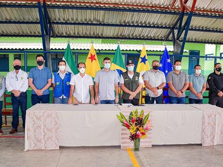 Governo do estado apresenta investimentos na infraestrutura nos municípios do vale do Juruá