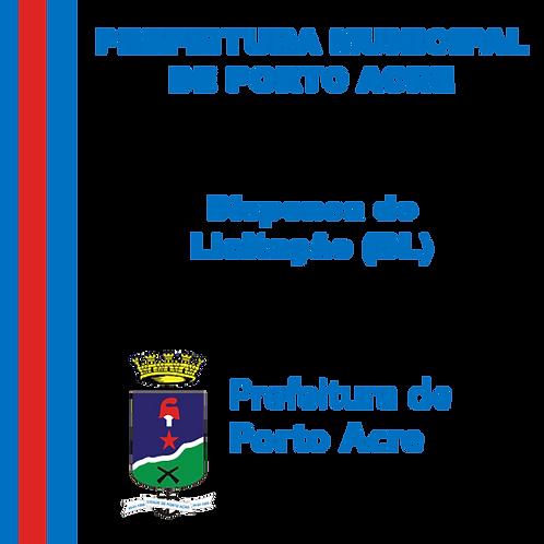 DL 004/2018 - Locação de imóvel para Instalação do Apoio a Organização e Gestão