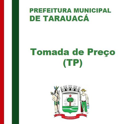 TP  N° 004/2020 - Construção para Modernização do Estádio Municipal