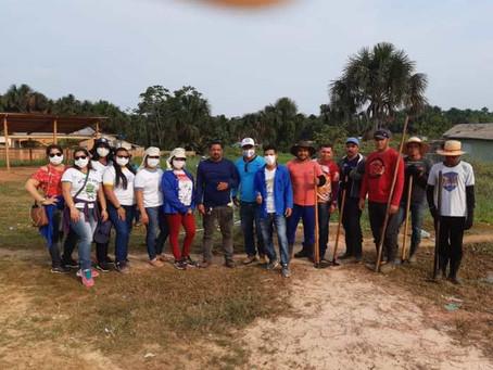 Prefeitura de Rodrigues Alves inicia Mutirão de limpeza e roçagem nos canais da área Urbana