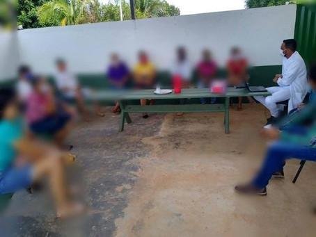Prefeitura de Acrelândia intensifica apoio a grupo de saúde mental