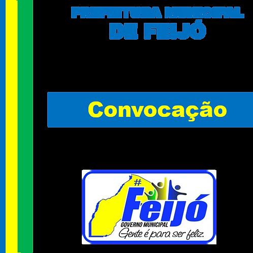Carta de Convocação -  Maria Júlia Gomes da Cunha
