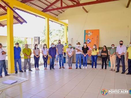 Prefeitura realiza Saúde Itinerante Especializado em parceria com a Sesacre