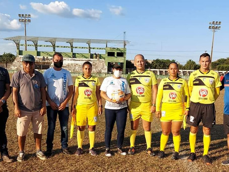 Campeonato de Futebol Masculino