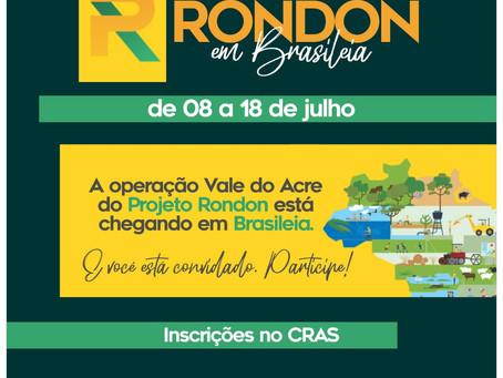 Prefeitura de Brasileia e Projeto Rondon firmam parceria para beneficiar população