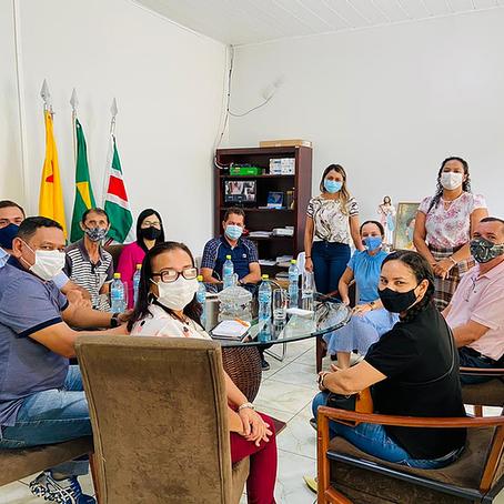 Visita institucional entre os prefeitos de Feijó e Tarauacá beneficiarão munícipes e servidores