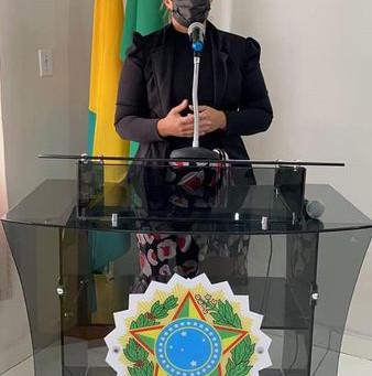 Vereadora Leire do Mixico três indicações em benefício da população guiomarense