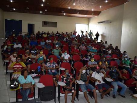 Prefeitura de Rodrigues Alves firma parceria com o Incra para beneficiar mais de 60 famílias