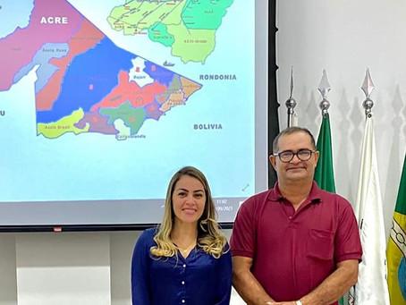 Prefeito busca novas emendas, recuperação e revisão de receitas públicas