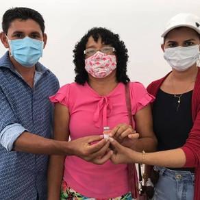 Secretaria intensifica ações para imunizar população rural contra a covid-19