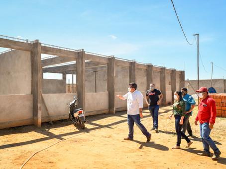Prefeitura de Brasileia realiza construção que beneficiará mais de 700 alunos municipais