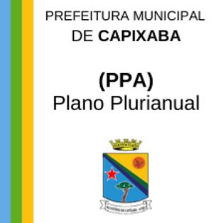 PPA 2018-2021 - Lei n° 494/2017