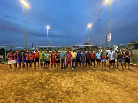 Primeiro Circuito Thaumaturguense de Voleibol de Areia (Dupla e Quarteto)