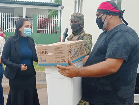 Prefeitura de Senador Guiomard recebe primeiro lote da vacina para iniciar imunização no município