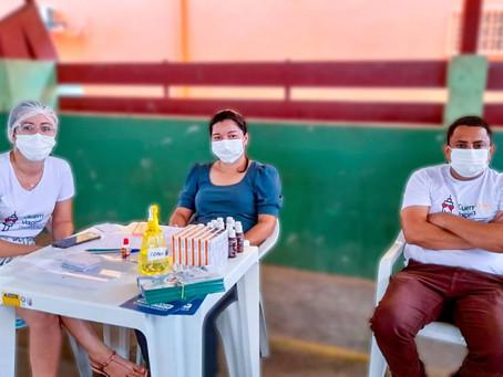 Prefeitura de Manoel Urbano inicia vacinação de 40 a 44 anos nesta sexta-feira, 18
