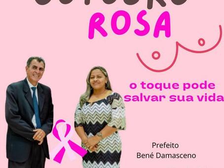 Porto Acre na Campanha Outubro Rosa