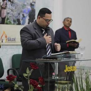Nota de Pesar: Pastor Alan Francisco de Almeida Souza