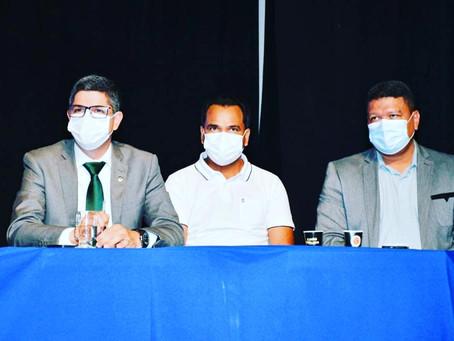 Prefeito de Rodrigues Alves defende estrada para o Peru durante audiência pública da ALEAC