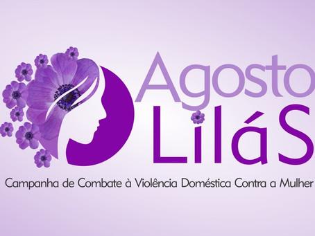 Agosto Lilás: Prefeitura de Marechal Thaumaturgo contra qualquer tipo de violência a mulher!
