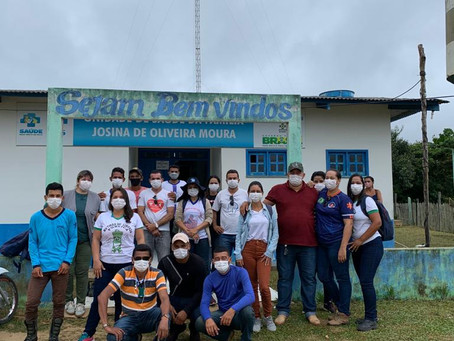 Rodrigues Alves - Prefeitura realiza mobilização para o combate à malária em Comunidade
