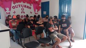 Secretaria de Saúde realiza campanha multivacinação e prevenção ao câncer de mama