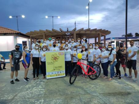 Prefeitura de Rodrigues Alves realiza Cicleata em Alusão ao 18 de maio