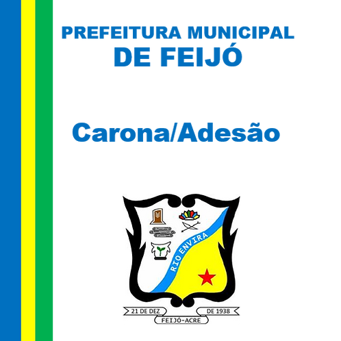 Carona/Adesão N° 002/2020 - Insumos de asfálticos, destinado á manutenção de via