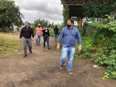 Prefeito reafirma parceria com a Caravana da Produção para benefício dos produtores locais