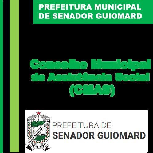 2° Reunião Extraordinária - CMAS