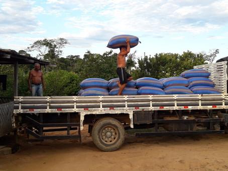 Produtores de café recebem apoio da Prefeitura de Brasiléia
