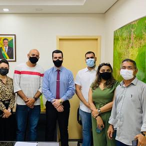 Prefeitura costura parceria com o ITERACRE para regularização de terras em Plácido de Castro