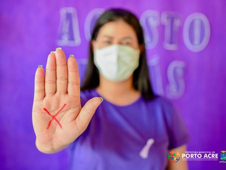 Assistência Social promove encontro de mulheres para debater ações de combate a violência a mulher