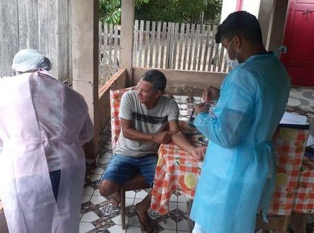 Laboratório de Análises Clínica de Porto Acre realiza busca ativa de casos suspeitos de dengue