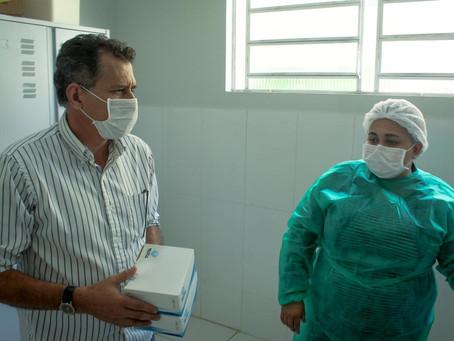 Prefeitura de Brasileia compra 3 mil testes rápidos para COVID-19