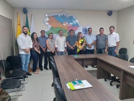 Prefeito Tanízio Sá participa de reunião para ampliar e fortalecer o desenvolvimento do Acre